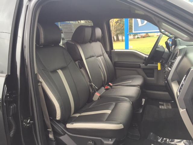 Ford F 150 2015 Custom Leather Auto Interior Decorators