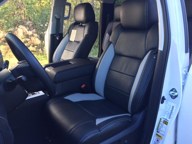 2017 Toyota Tundra Double Cab - Auto Interior Decorators