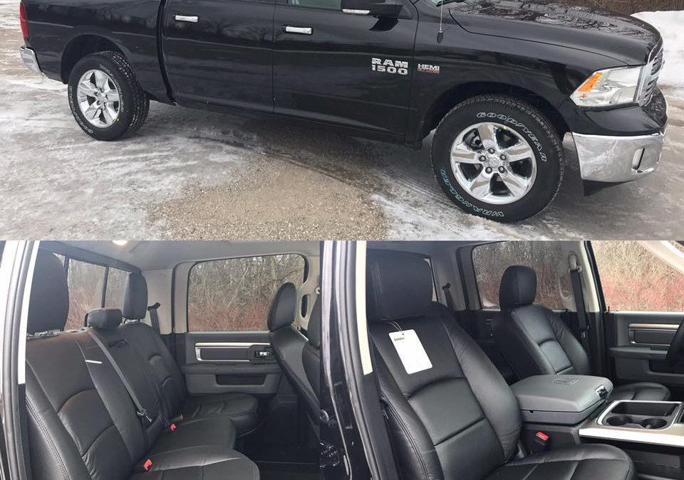 2018 Dodge Ram Crew Cab